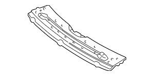 Header Panel - Mercedes-Benz (210-650-00-01)
