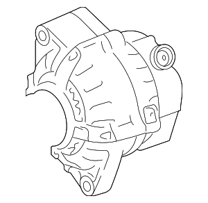 Alternator - Toyota (27060-0V390)