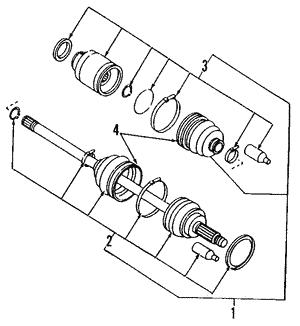 1984 2006 subaru inner boot 28023aa011 subaru parts store 2013 Subaru RX inner boot subaru 28023aa011