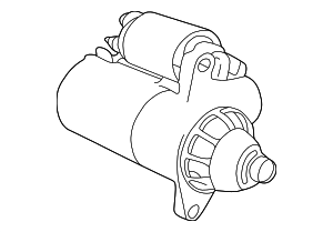 Starter - Ford (FOTZ-11002-ARM)