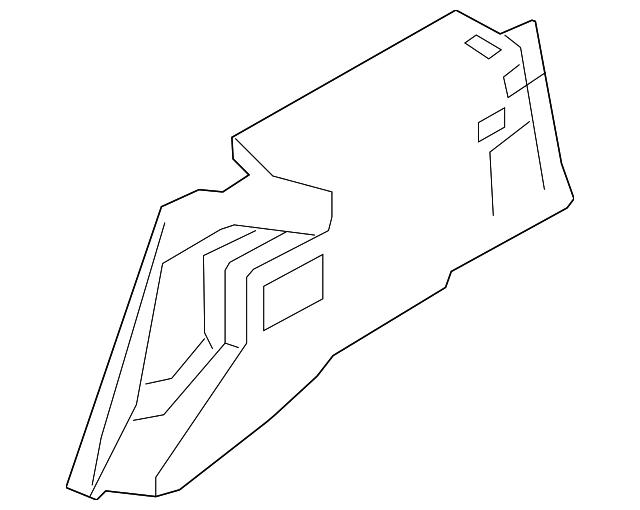 quarter trim panel