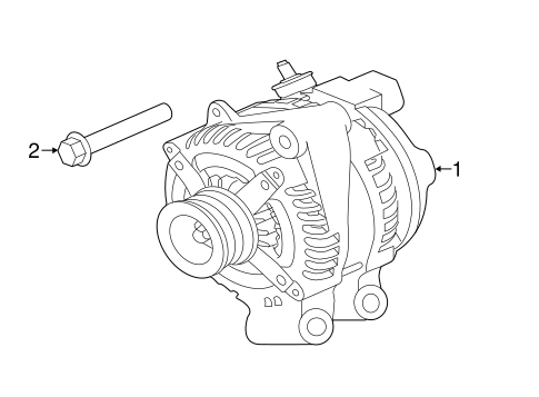 Xf Alternator Wiring Diagram