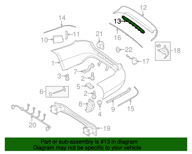 Lower extension mercedes benz 212 888 00 73 9999 for Mercedes benz parts by vin number