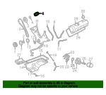 Timing Chain - Ford (F3LY-6268-B)