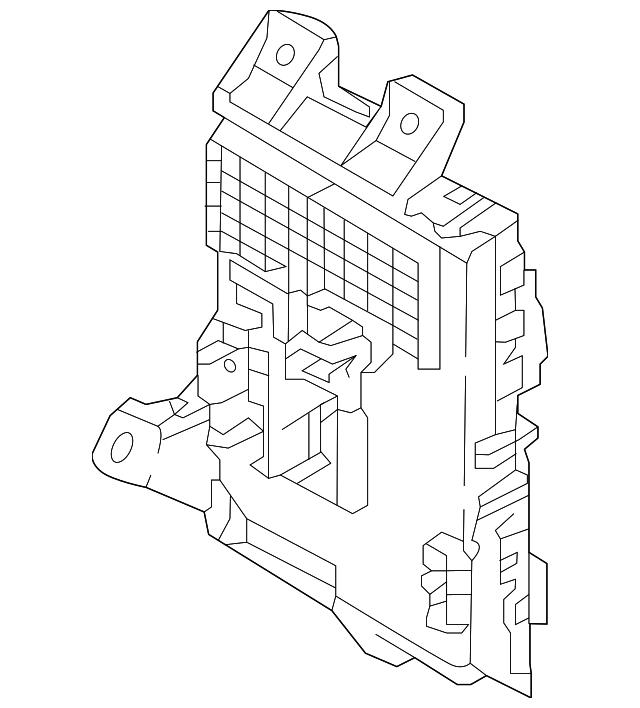 Hyundai Fuse Box