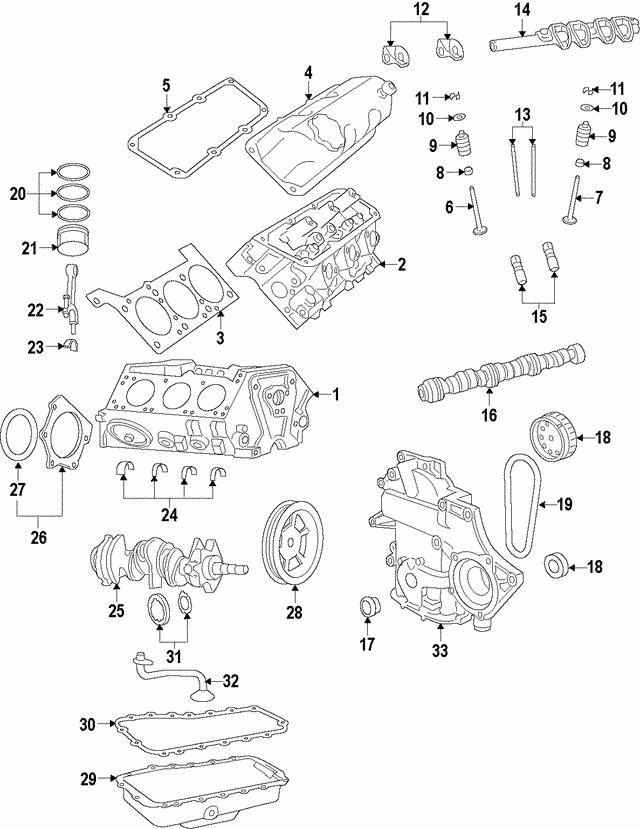 Rotor Assembly - Volkswagen (7B0-198-117-C)
