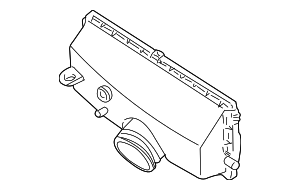 Air Inlet Case - Subaru (16520AA18A)
