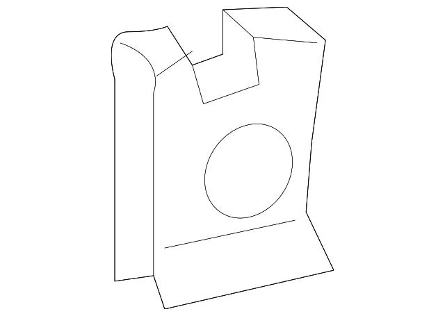 Retainer U-Nut