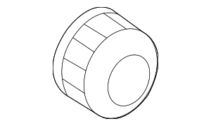 Axle Nut - Mercedes-Benz (000-353-13-73)