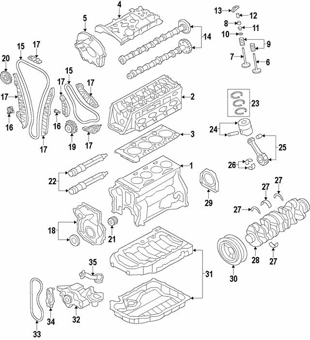 2009-2018 Audi Cover 06H-103-269-H