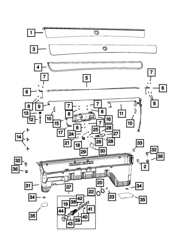 ram door lock wire diagram 2013 2020 ram door lock actuator wiring 68206717aa dodgeparts com  door lock actuator wiring 68206717aa