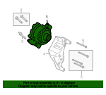 Alternator - Ford (7L3Z-10346-CARM)