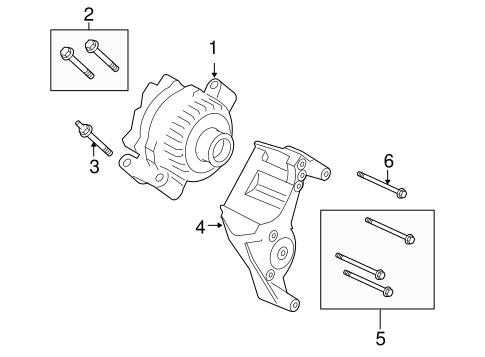 alternator for 2006 ford f
