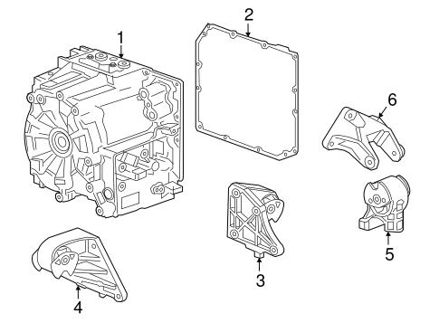 Electrical Components 2014 Chevrolet Spark Ev Oem