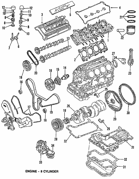 Engine For 2002 Audi S6 Euro Parts 4 Less