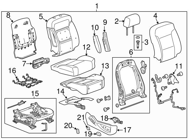 Seat Cushion Pad