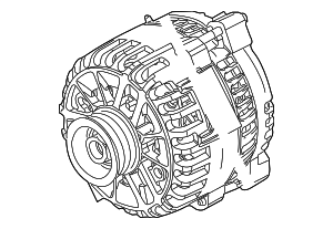 Alternator - Ford (6R3Z-10346-BRM)
