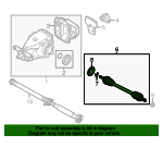 Axle Assembly - BMW (33-20-7-609-352)
