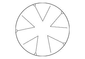Wheel, Alloy - Nissan (40300-9DA1B)
