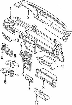 Genuine Oem Mazda Door Parts Parts