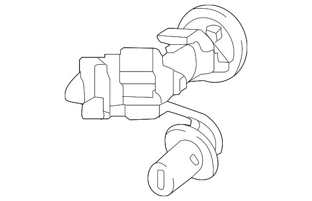 2015 2018 Kia Sedona Socket Wire 92490 A9000
