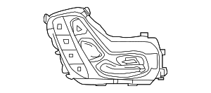 Seat Switch - Mercedes-Benz (205-905-74-51-7N49)