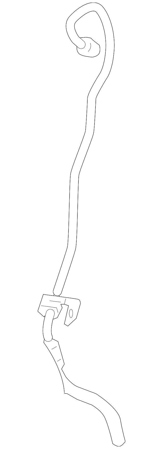 genuine gm pipe asm s pump inl 15893685