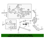 Washer, Control Arm (46MM)