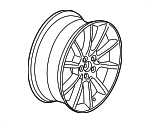 Wheel, Alloy - BMW (36-11-6-783-524)