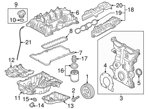 engine parts for 2018 chevrolet equinox. Black Bedroom Furniture Sets. Home Design Ideas