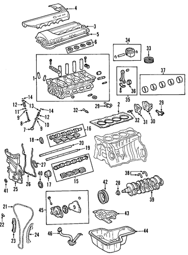 1994 toyota 4runner 3 0 engines  toyota  auto wiring diagram