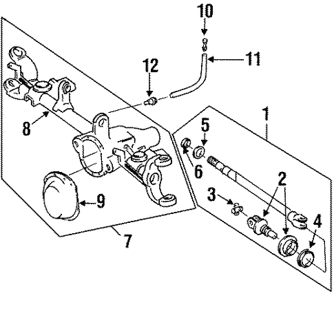 carrier front axles for 1998 jeep grand cherokee victorymoparparts 2004 Jeep Grand Cherokee Parts carrier front axles for 1998 jeep grand cherokee