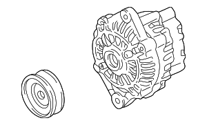 Alternator - Kia (RK2AA-18300U)