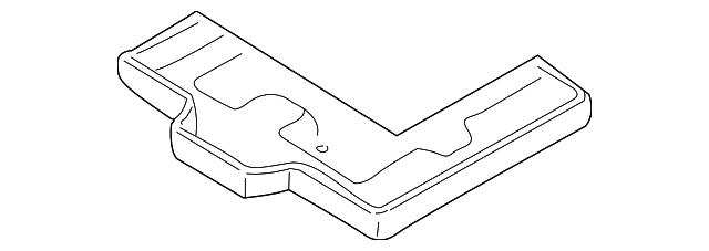 tray assembly-battery