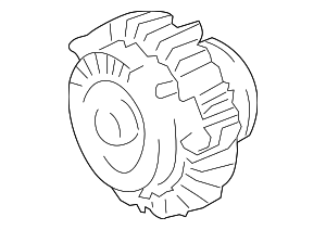Fan Clutch - Toyota (16210-0P020)