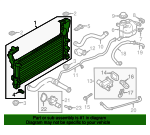 Radiator - Ford (CT4Z-8005-A)