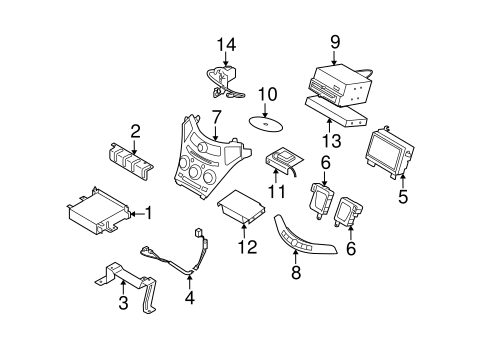 Greatest Subaru Subaru Tribeca Parts Diagram