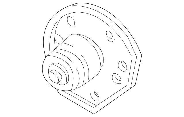 Chevy P30 Engine