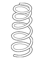 Coil Spring, Right