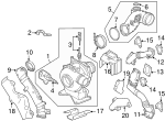 Turbocharger - GM (12677684)