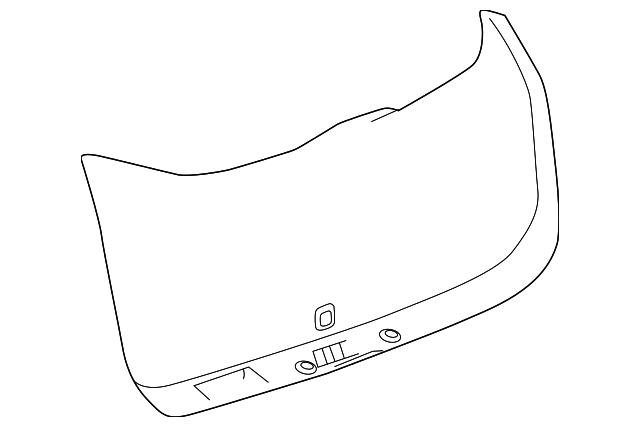 Gm Panel 84307221