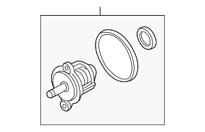 Thermostat - Ford (CM5Z-8575-D)