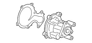Water Pump - Ford (CM5Z-8501-A)