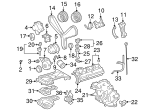 Upper Plate - Toyota (11344-50020)