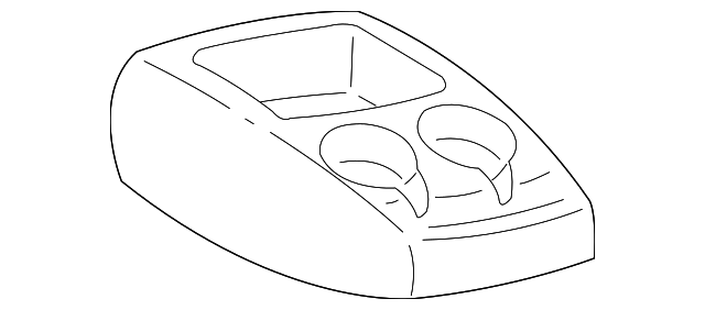 console panel