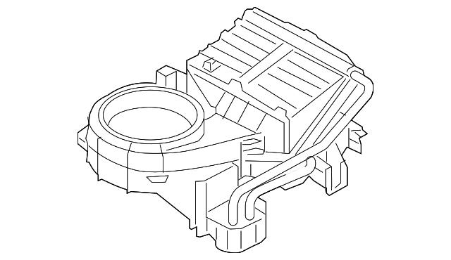 heater case