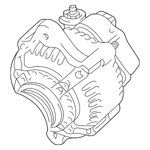Alternator - Toyota (27060-31120-84)