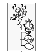 Distributor Assembly - Nissan (22100-3S503RE)