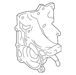 Thermostat Housing - Nissan (11061-4EF0A)