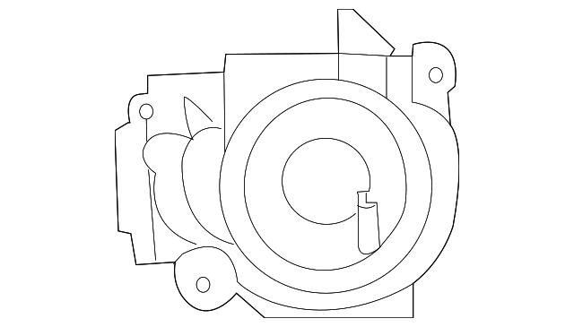 Genuine Mopar Multi-Function Switch 56049823AB